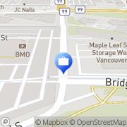 Map Sonanini Holdings Ltd Hollyburn, Canada