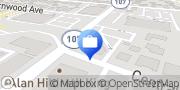 Map TD Bank Revere, United States