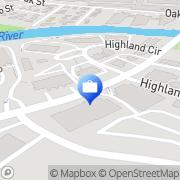 Map ATM Needham, United States
