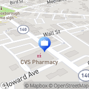 Map ATM Foxborough, United States