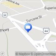 Map Nationwide Insurance: Zelano Insurance Agency Inc. North Providence, United States