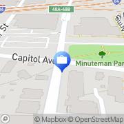 Map Hartford Courant Hartford, United States