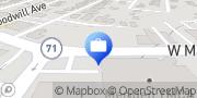 Map Credit Repair Services Meriden, United States