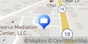 Map TD Bank Cheshire, United States