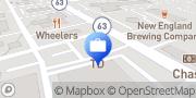 Map Dennis Belline - Mortgage Loan Officer Woodbridge, United States