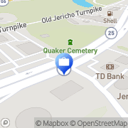 Map Allstate Insurance Jericho, United States