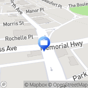 Map New Rock Insurance New Rochelle, United States