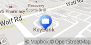 Map KeyBank Colonie, United States