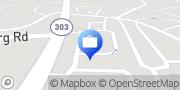 Map Chase Bank Orangeburg, United States
