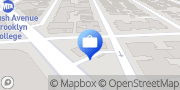 Map Chase Bank Brooklyn, United States