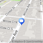 Map ATM Hoboken, United States