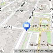 Map ATM Brooklyn, United States