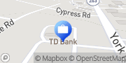 Map David Strickler - Mortgage Loan Officer Warminster, United States