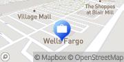 Map Wells Fargo Bank Horsham, United States