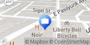 Map Beneficial Bank Philadelphia, United States