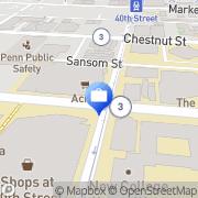 Map Grant IRS Tax Relief Philadelphia, United States