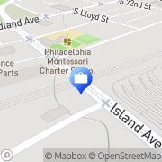 Map Kavin Krish Philadelphia, United States