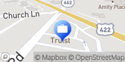 Map BB&T Douglassville, United States