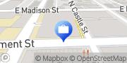 Map Wells Fargo Bank Baltimore, United States