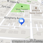 Map Compton Financial Group Timonium, United States
