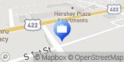 Map Smith's Insurance Agency Inc Hershey, United States