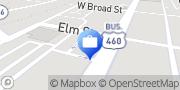Map BB&T Gordonsville, United States