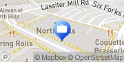 Map NewRez LLC Raleigh, United States