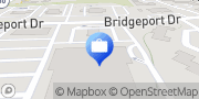 Map Brightway Insurance, The Osborne Agency Raleigh, United States