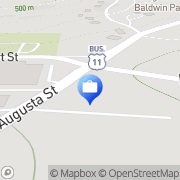 Map Bradley Insurance Services Inc Staunton, United States