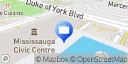 Map RC Financial Group - Tax Accountant Bookkeeping Vaughan Mississauga, Canada
