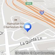 Map Steven Tillberg North Charleston, United States