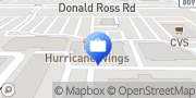 Map Brightway Insurance, The Murphy Agency Palm Beach Gardens, United States