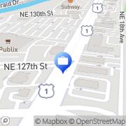 Map Cooper Lane Mortgages North Miami, United States