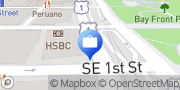 Map BB&T Miami, United States