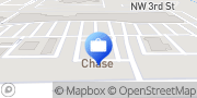 Map Chase Bank Pembroke Pines, United States