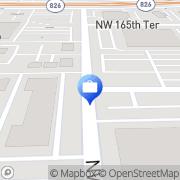 Map Ruben Sanchez - State Farm Insurance Agent Miami Lakes, United States