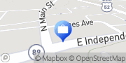 Map Edward Jones - Financial Advisor: Logan Draughn Mount Airy, United States
