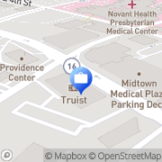 Map BB&T Charlotte, United States