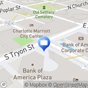 Map WILSHIRE FINANCIAL Charlotte, United States