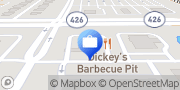 Map Chase Bank Oviedo, United States