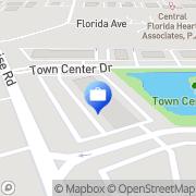 Map Benjamin Wright Orange City, United States