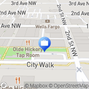 Map Russel Coley | Prime Benefits Hickory, United States