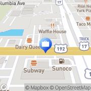 Map Moorehead Professional Insurance Kissimmee, United States