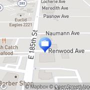 Map Furlong & Co. Insurance Agency Inc Euclid, United States