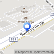 Map ATM Fort Myers, United States