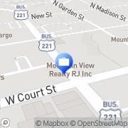 Map Edward Jones Marion, United States