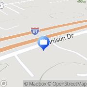 Map Edward Jones Abingdon, United States