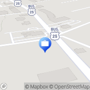 Map Nationwide Insurance: Insurance  Consulting Services, LLC Greenwood, United States