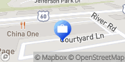 Map PrimeLending, A PlainsCapital Company Barboursville, United States