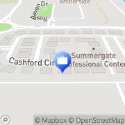 Map Mason Title Insurance Co. Wesley Chapel, United States